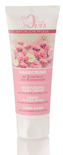 Ovis Handcreme Wildrosenduft 75 m