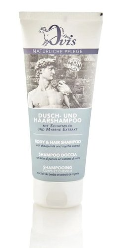 Ovis Dusch- u. Haarshampoo For Men 200 ml